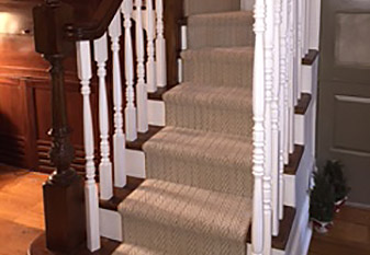 Stair Runners by Floors To Go Design Center at Carpets & Us.