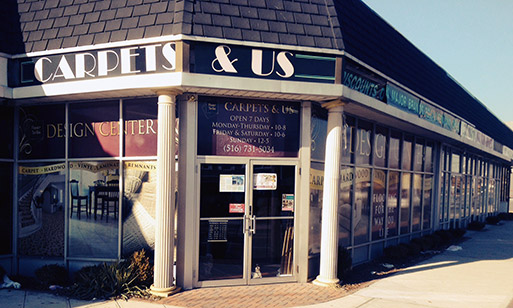 Carpets & Us is your number one choice for all of your flooring needs.  Come visit our showroom today!